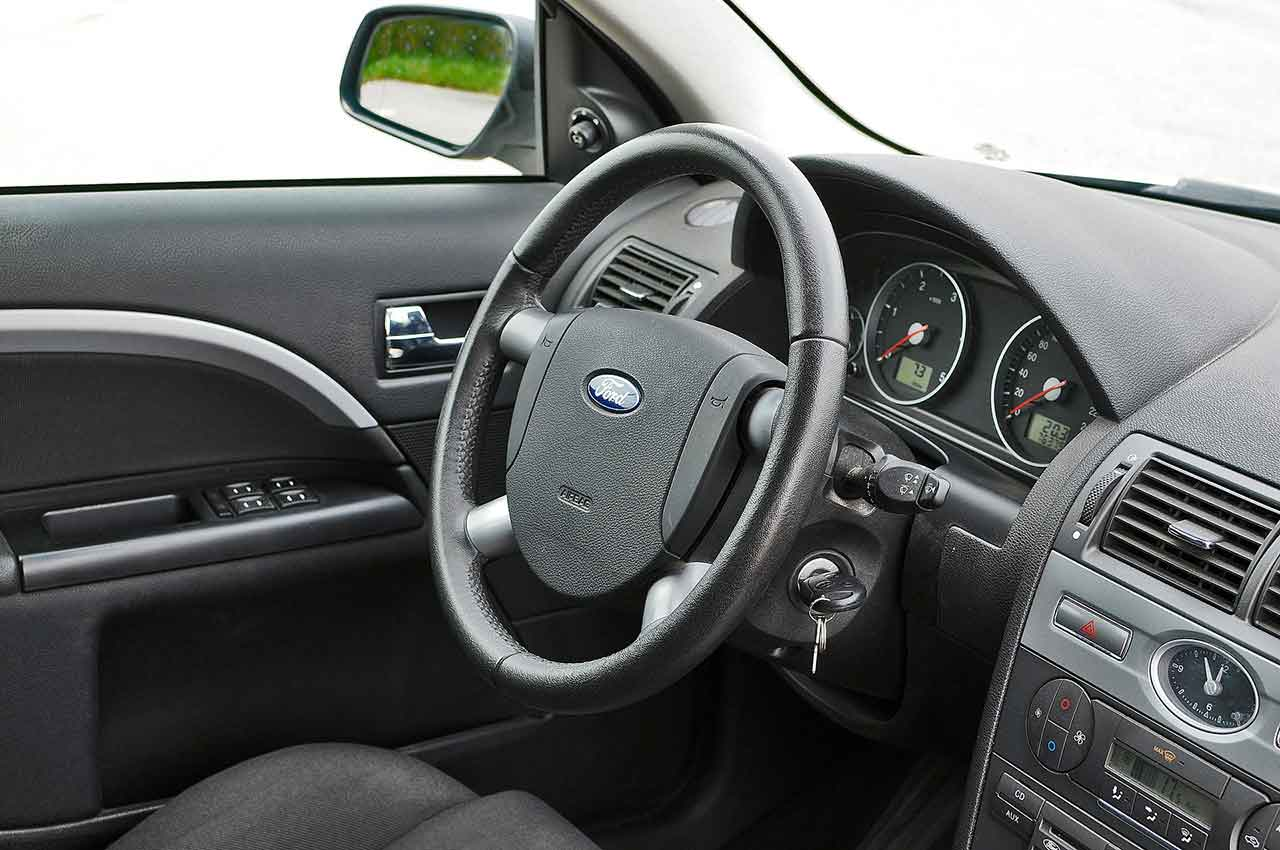 Ford Steering Wheel Recall