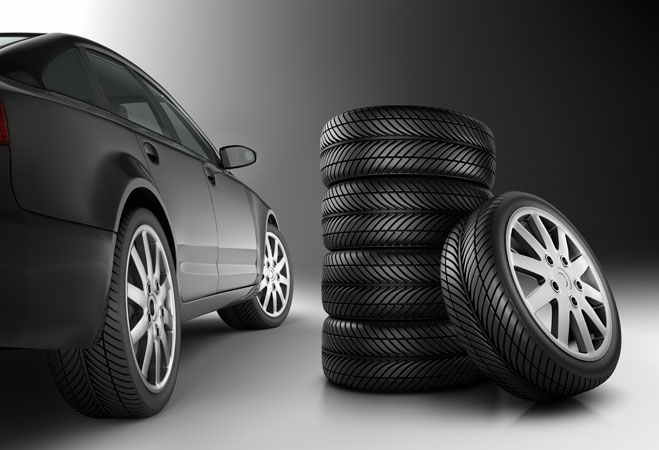 Buy New Tires in Kingston